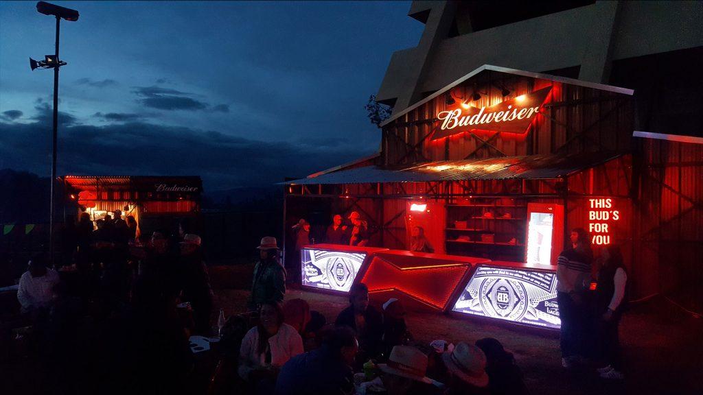 Budweiser 01 - 360 Grados
