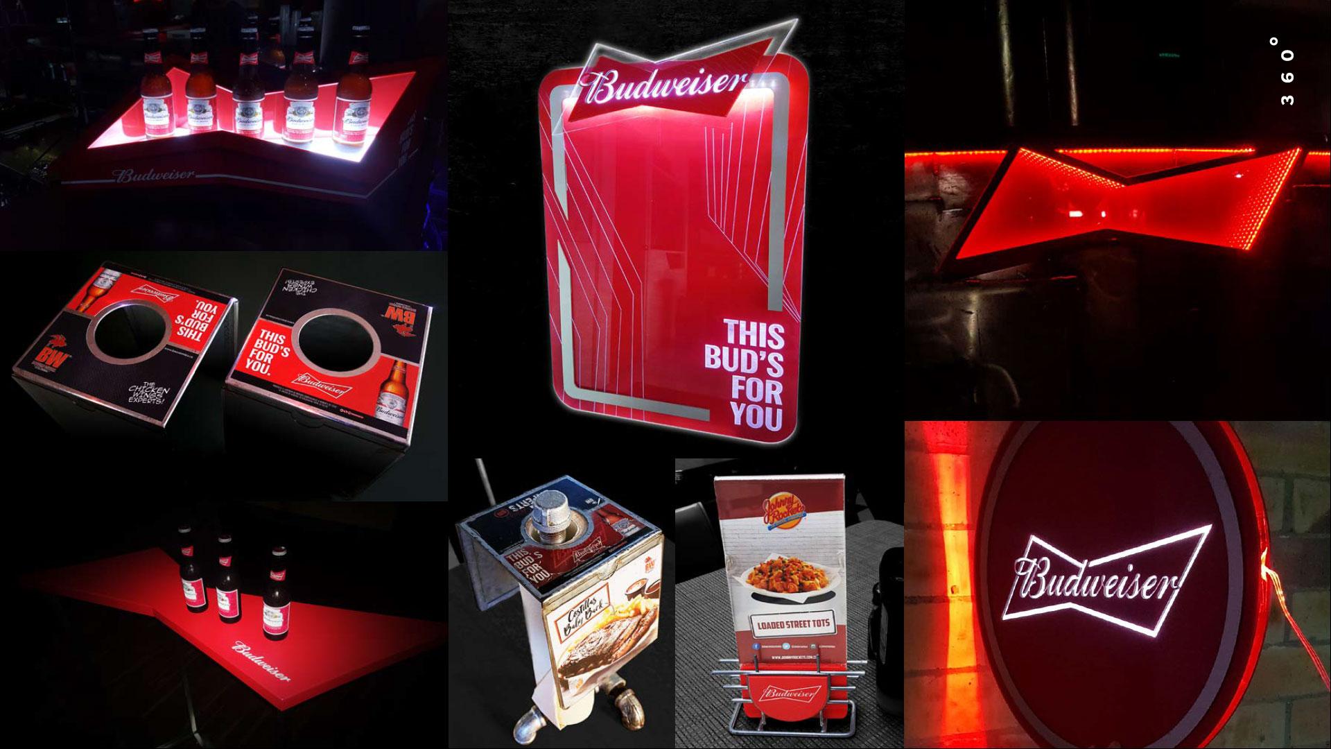 Budweiser 09 - 360 Grados