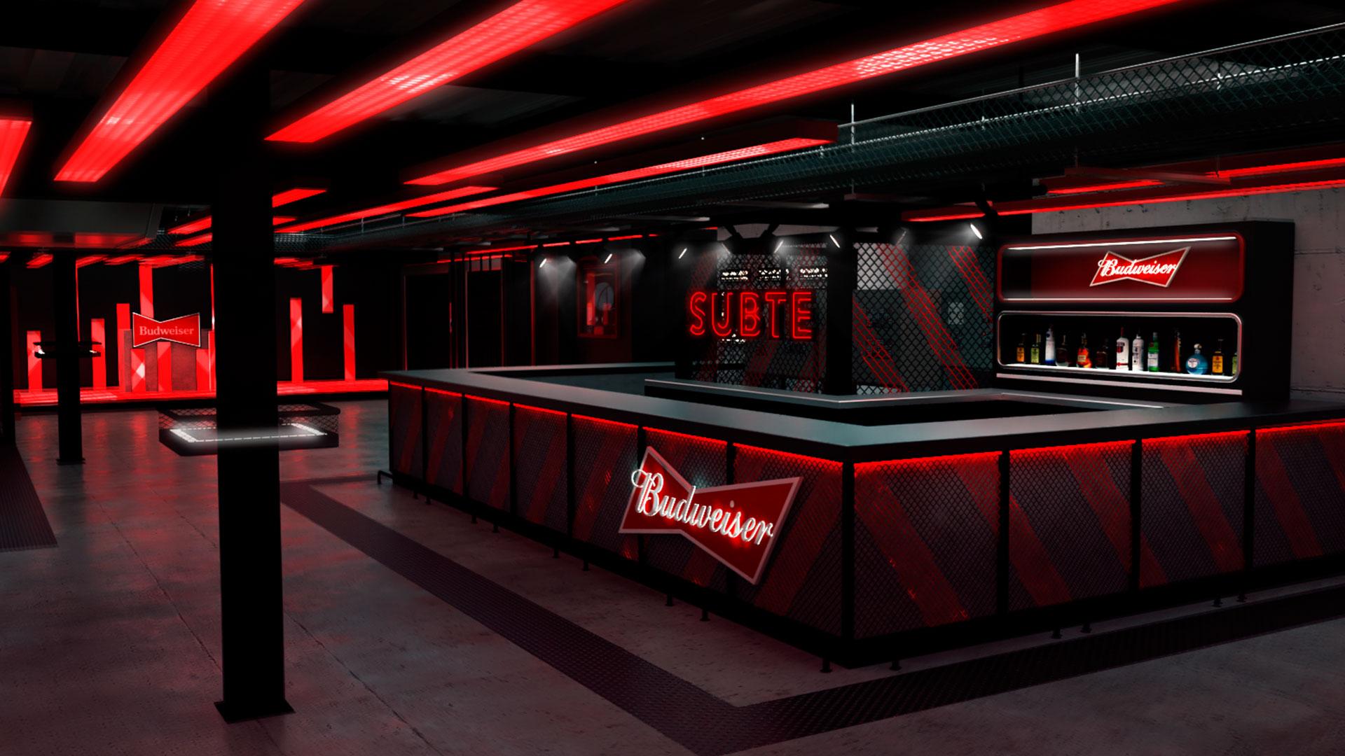 Budweiser 11 - 360 Grados