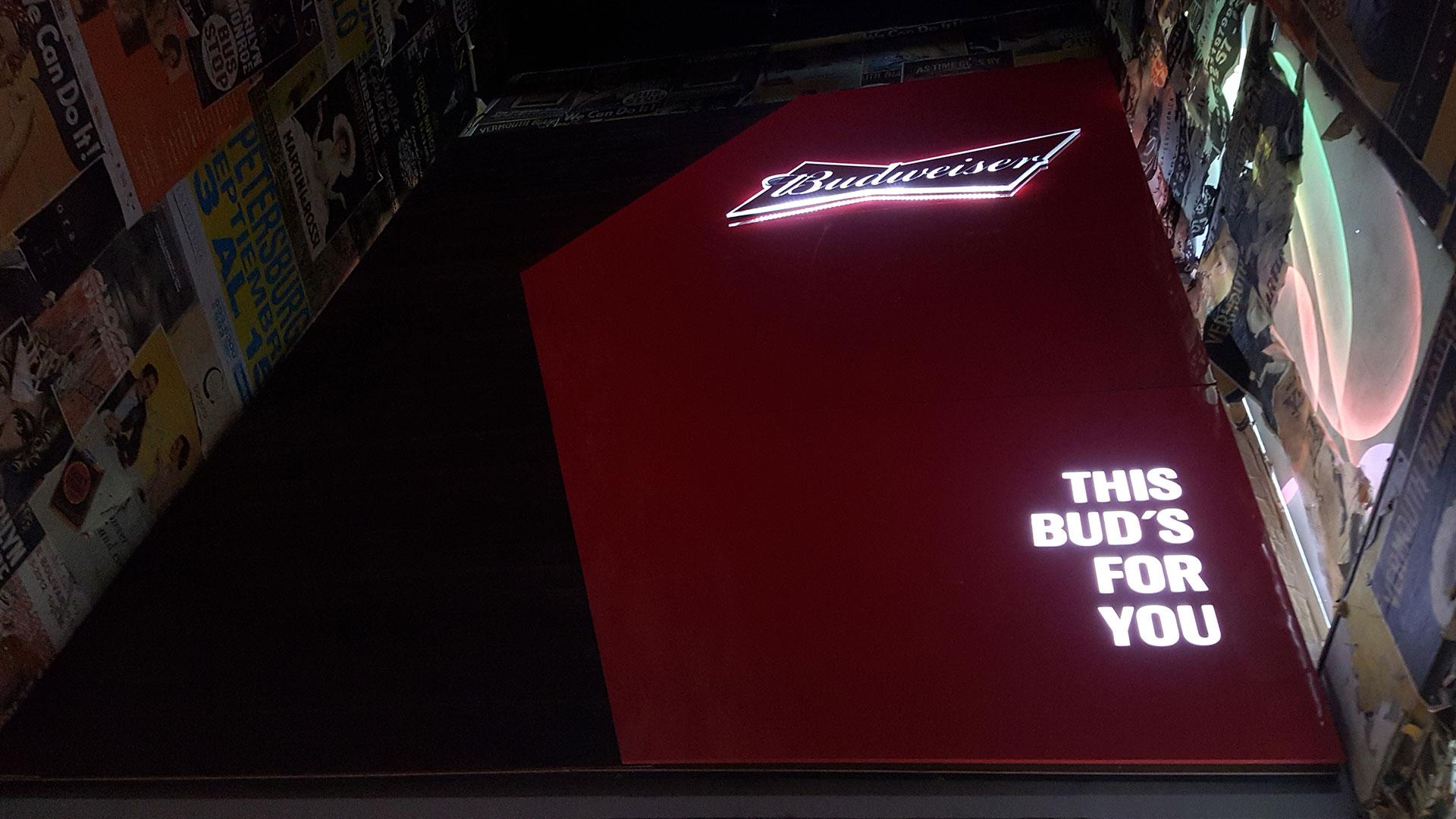 Budweiser 20 - 360 Grados