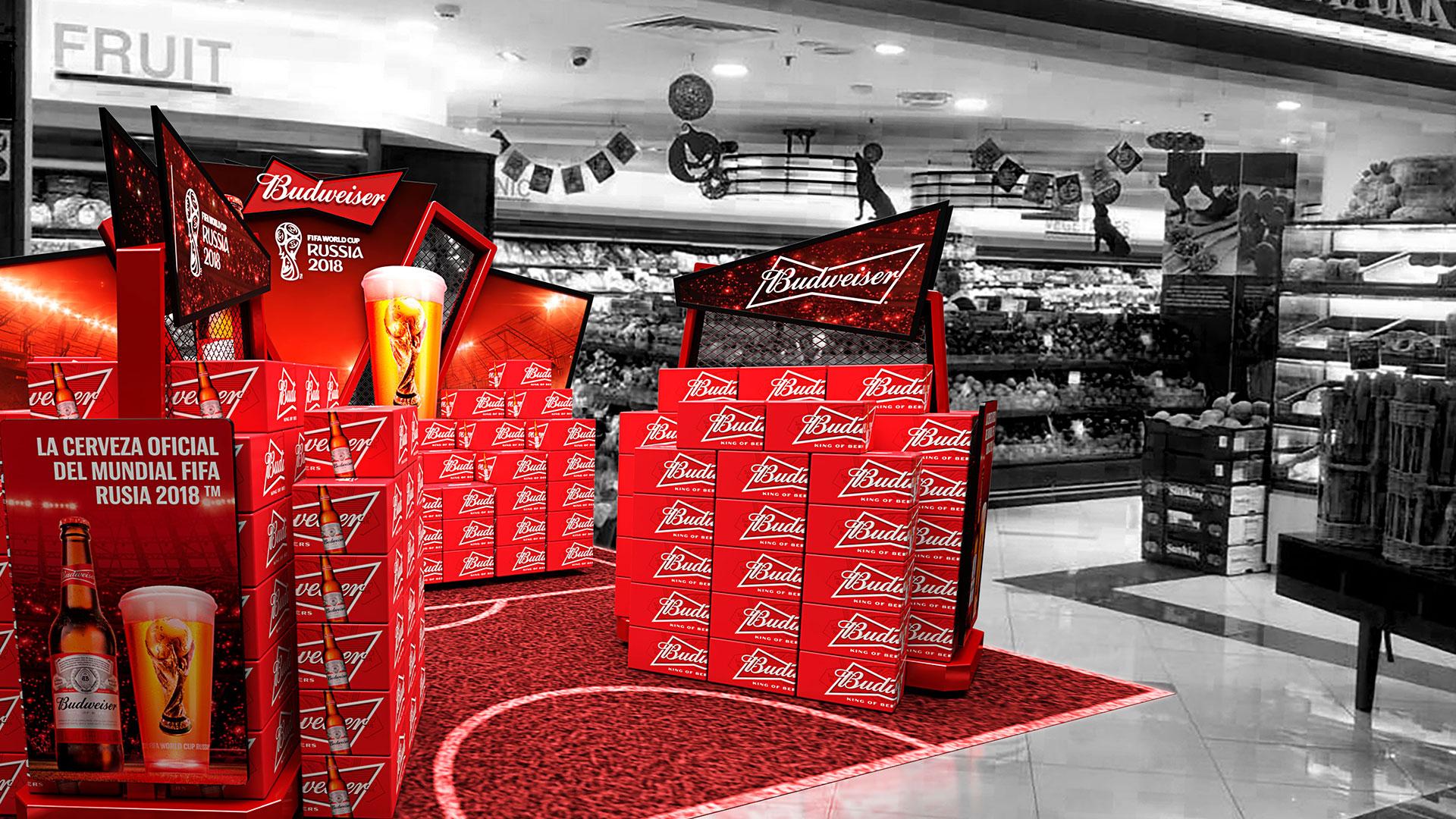 Budweiser 25 - 360 Grados