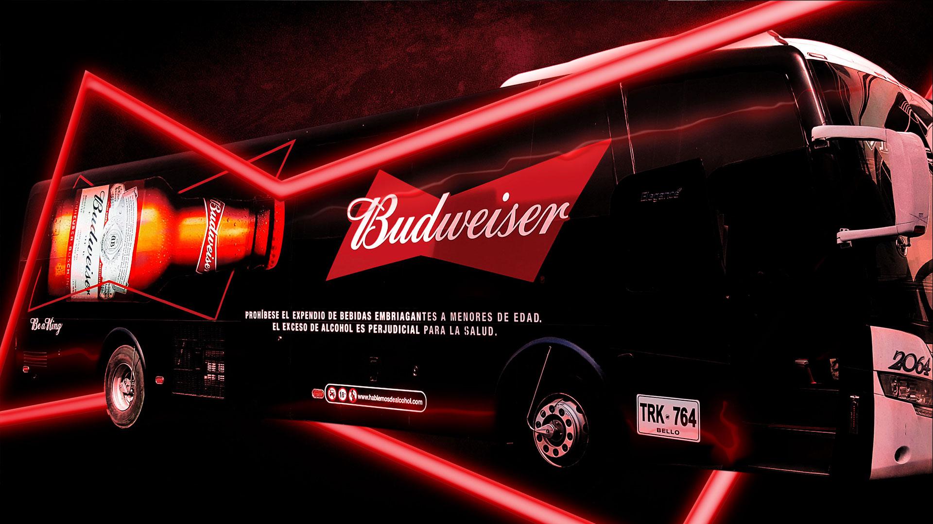 Budweiser 27 - 360 Grados