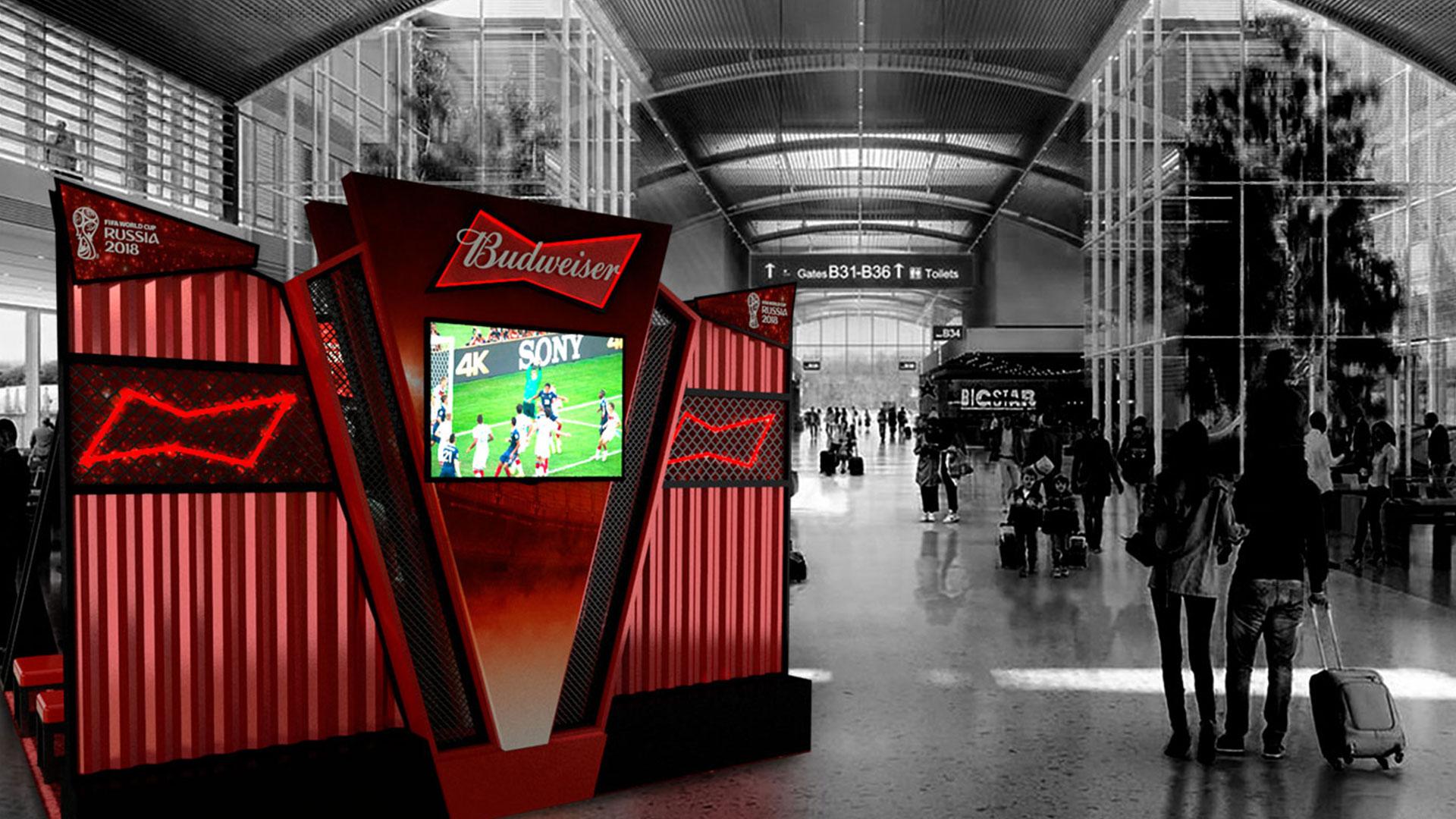 Budweiser 33 - 360 Grados