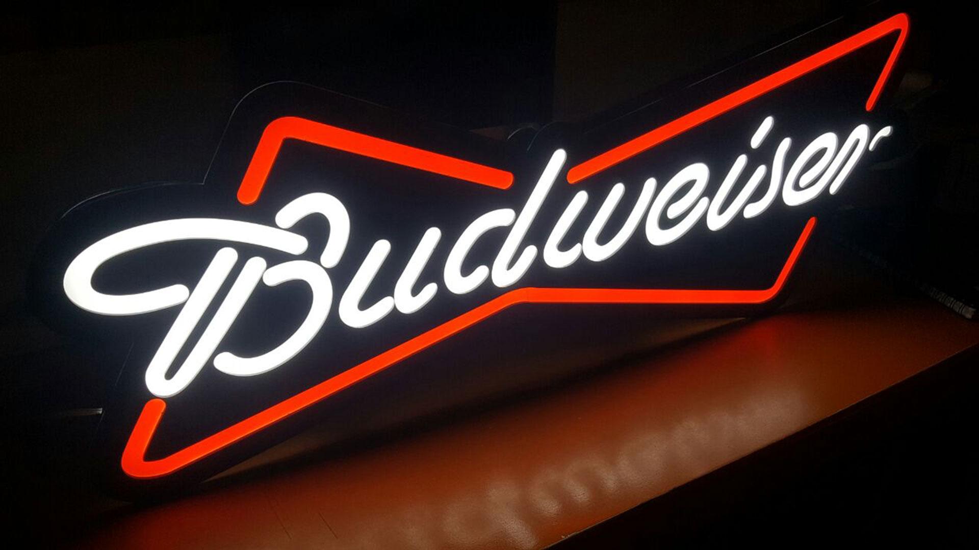Budweiser 34 - 360 Grados